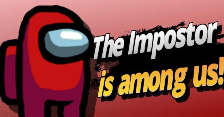 شخصیت Among Us به Super Smash Bros. Ultimate اضافه شد