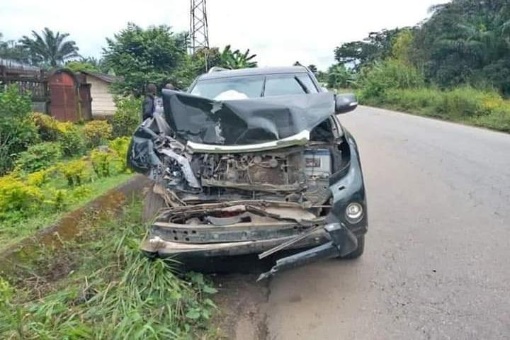 پیام اتوئو پس از سانحه رانندگی