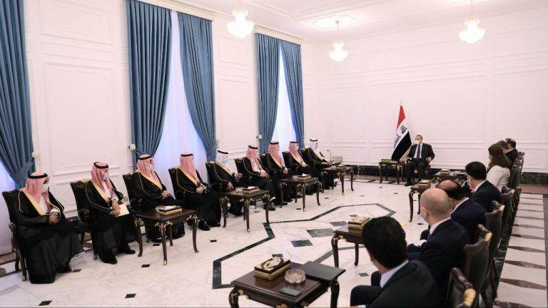 همکاری ۱۲ گانه دولت الکاظمی با عربستان