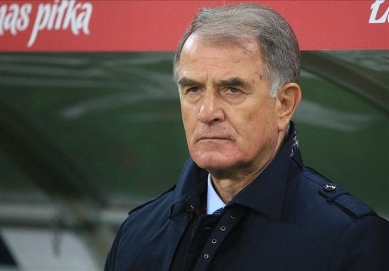 سرمربی بوسنی: در بازی با ایران به بازیکنان جوان میدان میدهیم