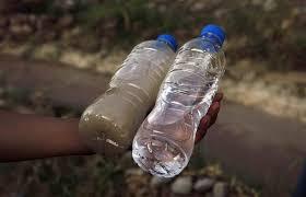 آب آلوده ساکنان آبش احمد کلیبر را مسموم کرد