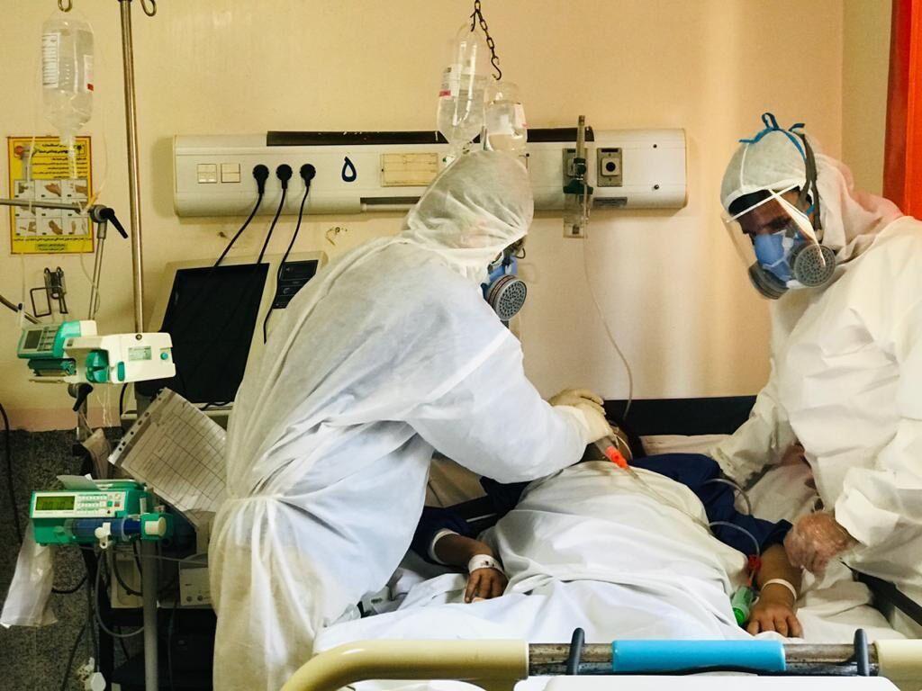 آمار بستریشدگان کرونا در کرمانشاه به 1201 نفر رسید