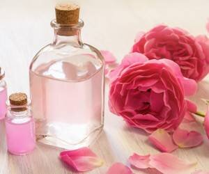 ممنوعیت استفاده از گلاب برای ضدعفونی