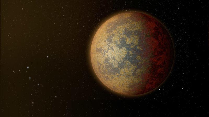 دانشمندان برای اولین بار موفق به شناسایی ابر سیاره با تلسکوپ رادیویی شدند