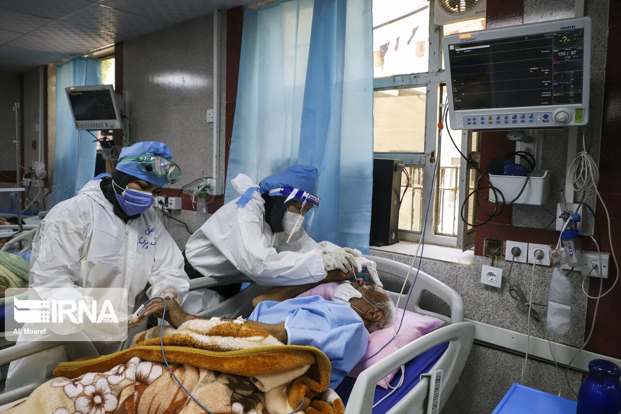 بیمارستان دکتر غرضی ملایر به بیماران کرونایی اختصاص یافت