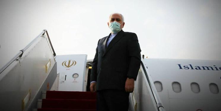 ظریف راهی اسلام آباد شد