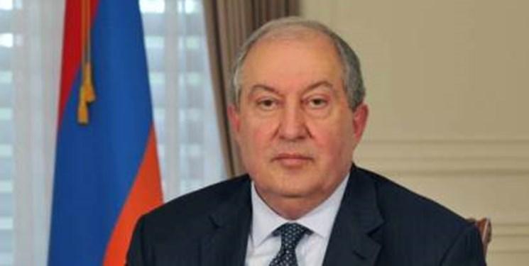 رئیسجمهور ارمنستان: از توافق قرهباغ بیخبرم!