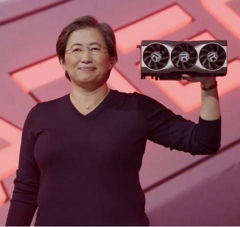 کارت گرافیک AMD RX 6800 قدرت ماینینگ خود را به رخ کشید