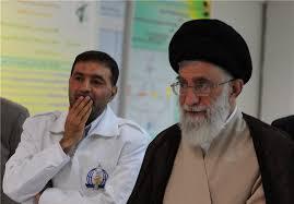 دست نوشته رهبر انقلاب برای تقدیر از شهید تهرانی مقدم و همکارانش