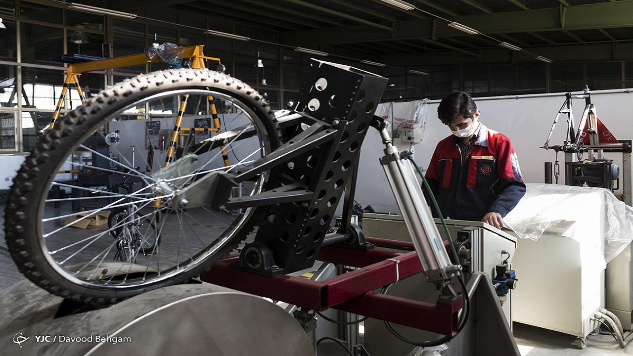 بازار دوچرخه کشور در سیطره خارجیها
