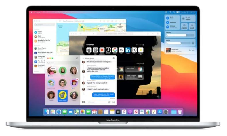 سیستم عامل macOS Big Sur فردا منتشر میشود