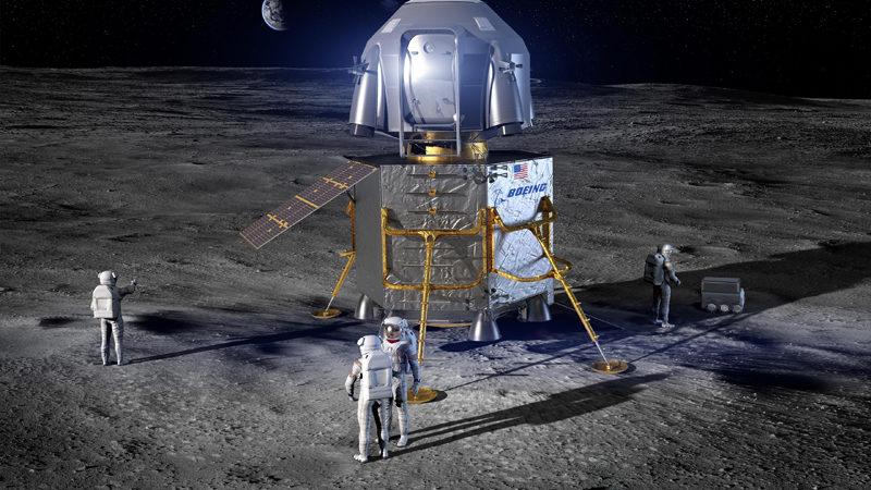 دفتر بازرسی ناسا: بازگشت فضانوردان به ماه تا سال ۲۰۲۴ بلندپروازانه و غیرمحتمل است