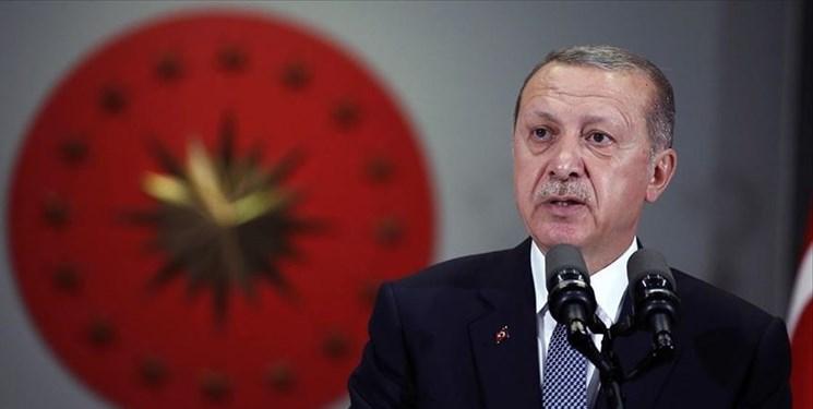 اردوغان: ترکیه را بخشی از خاک اروپا میبینیم