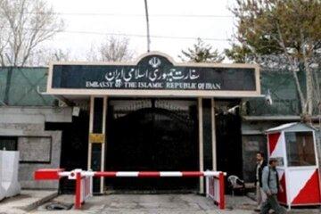 اصابت یک موشک به محوطه سفارت ایران در کابل