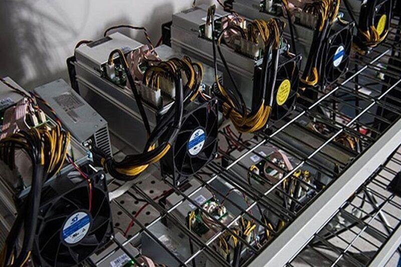 کشف ۴۲ دستگاه ماینر استخراج بیتکوین در خرمشهر