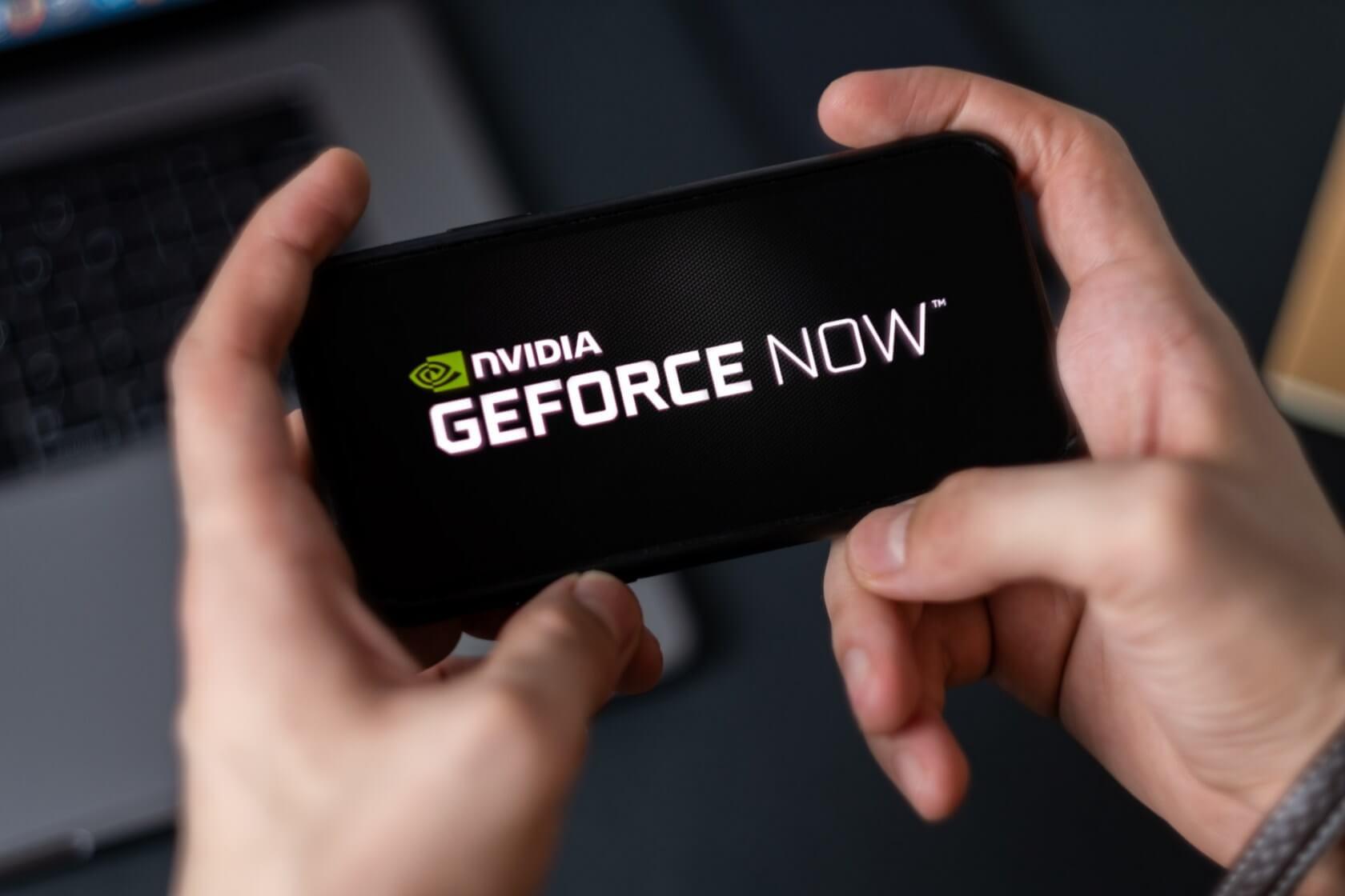 نسخه مبتنی بر وب سرویس GeForce Now معرفی شد