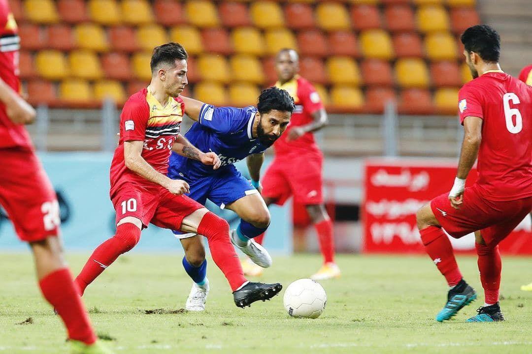 فرشید باقری: اگر من مقصرم، مسئولان باشگاه کاری کنند من زودتر از تیم بروم
