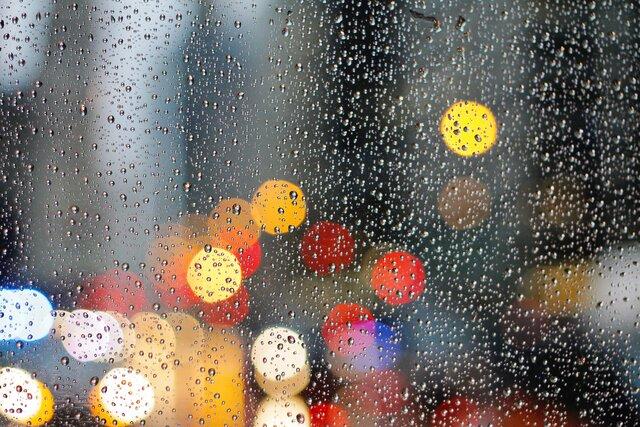 آغاز بارش باران در خوزستان