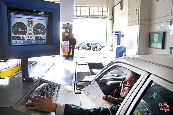 تمدید اعتبار معاینه فنی خودروها در تعطیلی 2 هفته ای