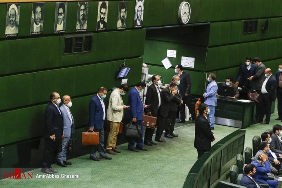 خروج نمایندگان مجلس از تهران ممنوع شد
