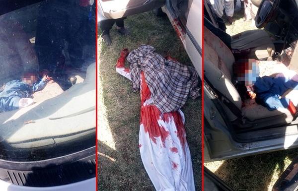 یکی از عاملان حادثه قتل پدر و پسر خاشی دستگیر شد