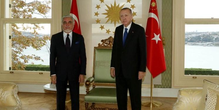 اردوغان: از صلح مورد قبول مردم افغانستان حمایت میکنیم