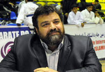 رئیس سابق کمیته داوران فدراسیون کاراته در بیمارستان بستری شد