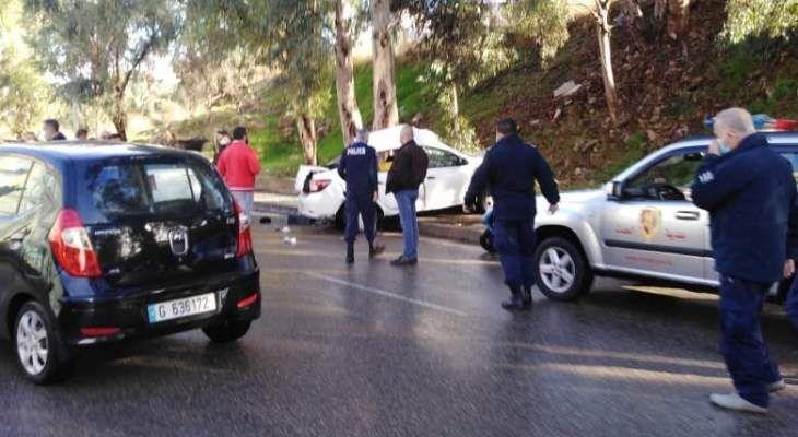 ده ها زندانی از زندان بعبدا در بیروت فرار کردند