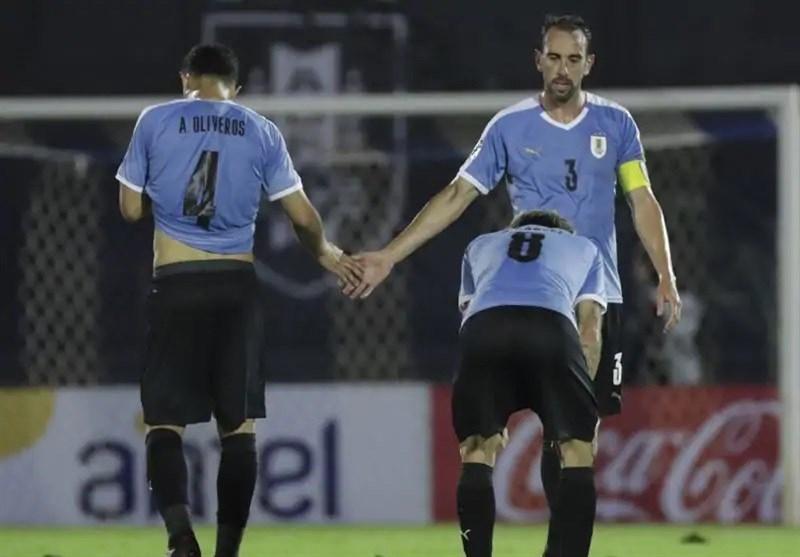 کروناییهای تیم ملی اروگوئه به ۱۶ نفر رسید