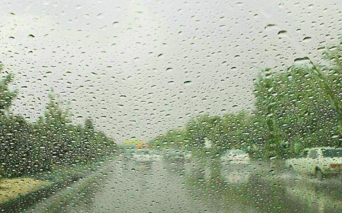 بارش باران تا روز یکشنبه در قم ادامه دارد
