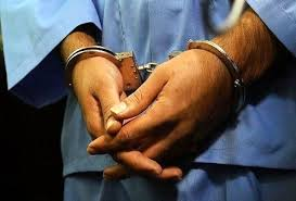 دستگیری شکارچی متخلف در راین