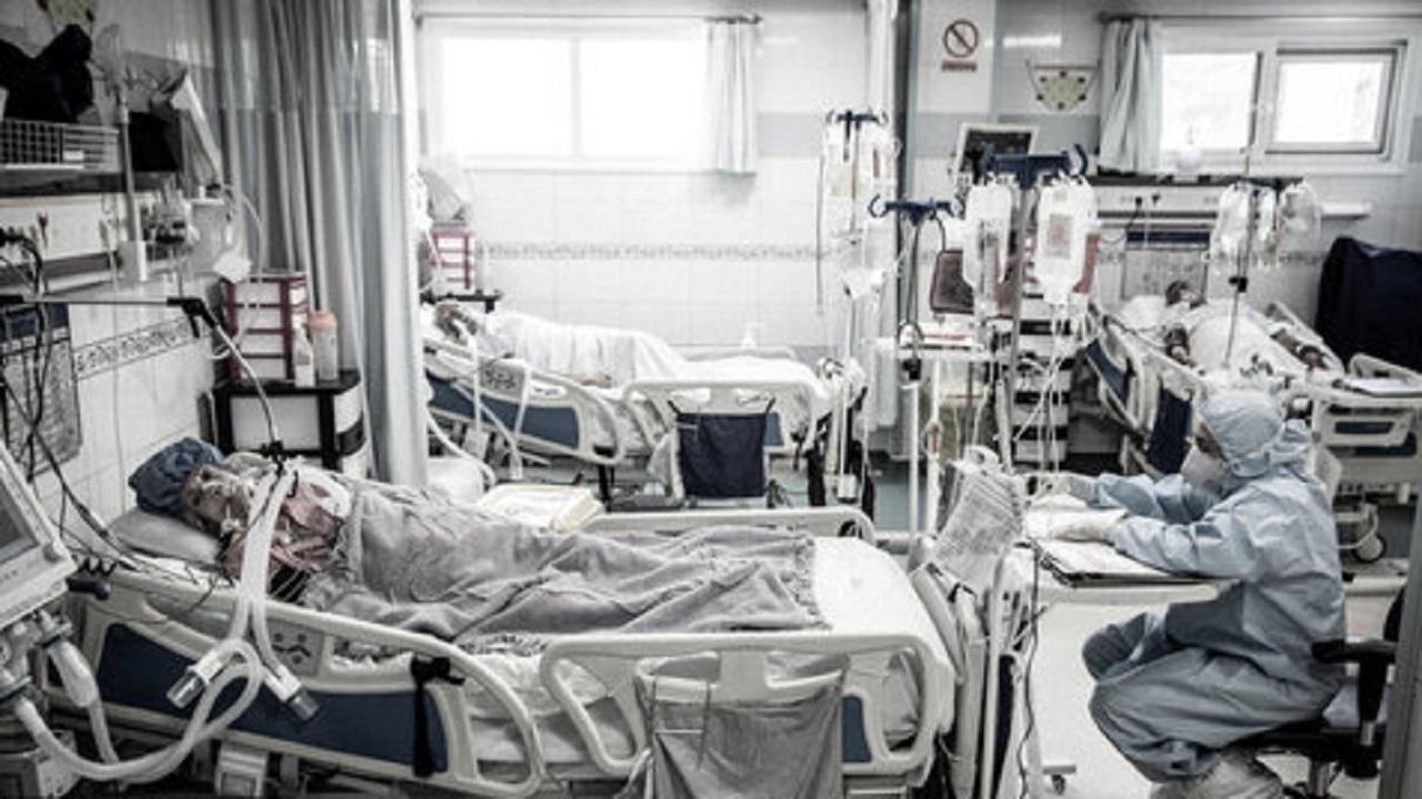 بستری ۴۳ بیمار جدید مبتلا به کرونا در مراکز درمانی کاشان