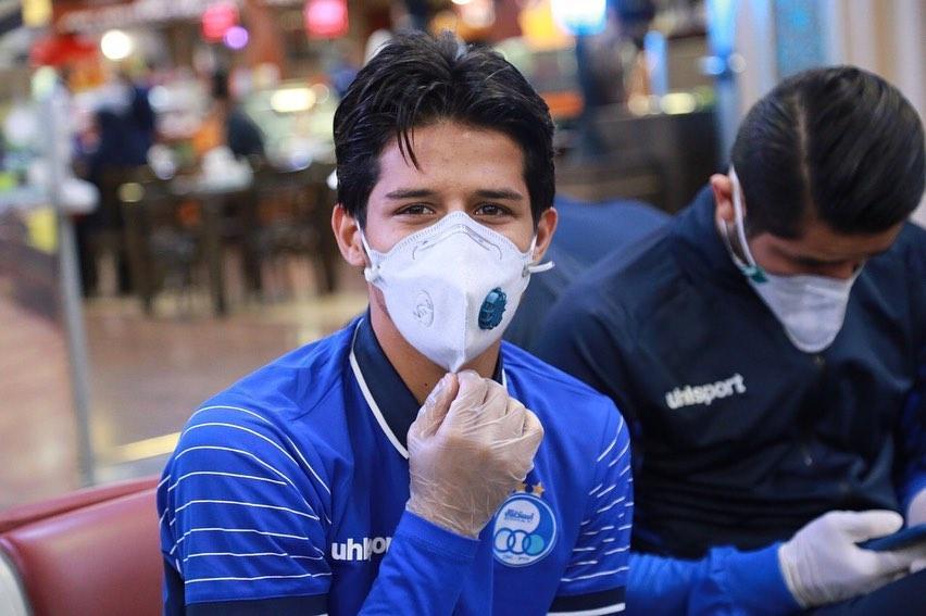 حواشی خطرناک بازیکنان استقلال در اهواز!
