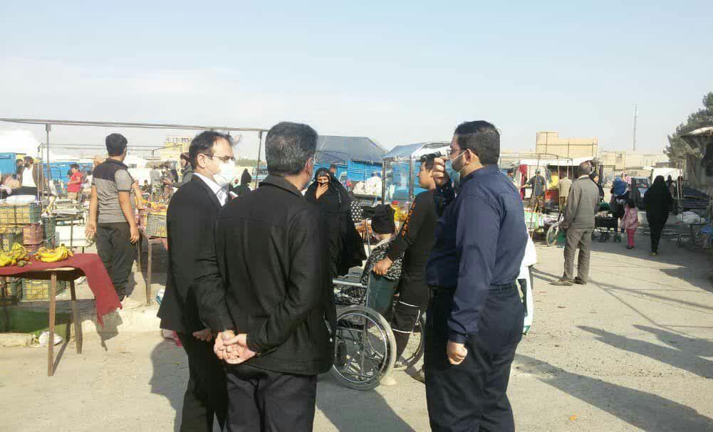 اعمال محدودیتهای جدید برای واحدهای صنفی در یزد