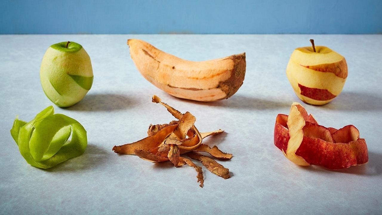 میوه ها را با پوست نخورید