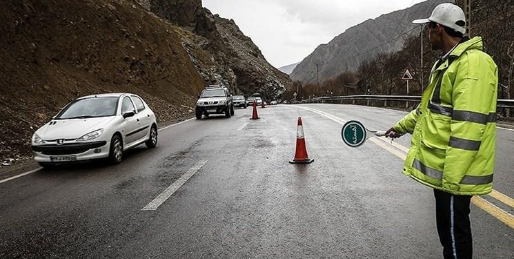 تمامی جادههای کرمانشاه لغزنده است؛ اعمال محدودیتهای ترددی در استان