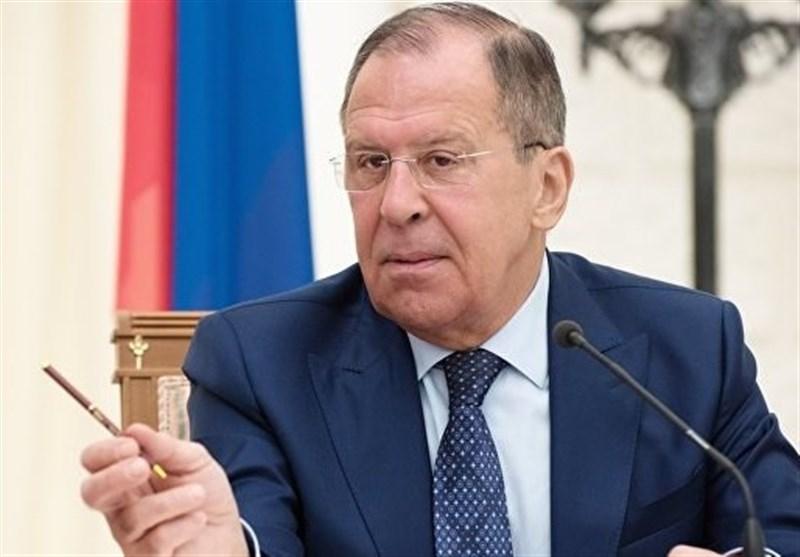لاوروف: روسیه به تلاشهای صلح آمیز خود ادامه میدهد