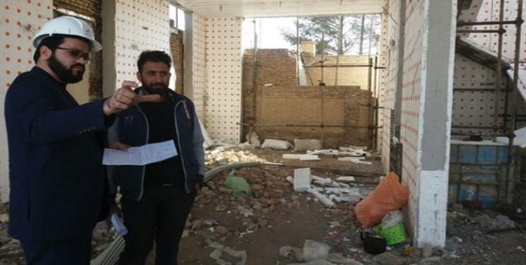 پلمب؛ عاقبت عدم رفع نواقص ایمنی در کارگاههای ساختمانی در ایلام