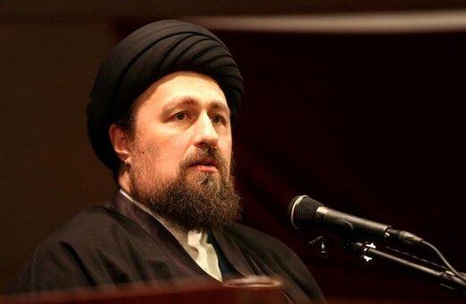 سید حسن خمینی به برادران خادم پیام داد