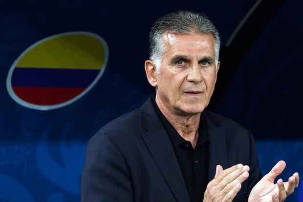شروط کلمبیا برای کیروش
