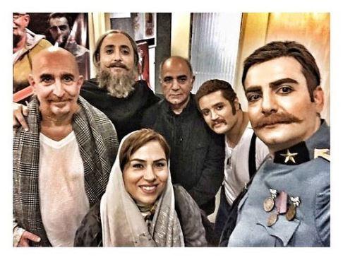 چهره ها/ تئاتری خاطره انگیز برای مهران رنجبر