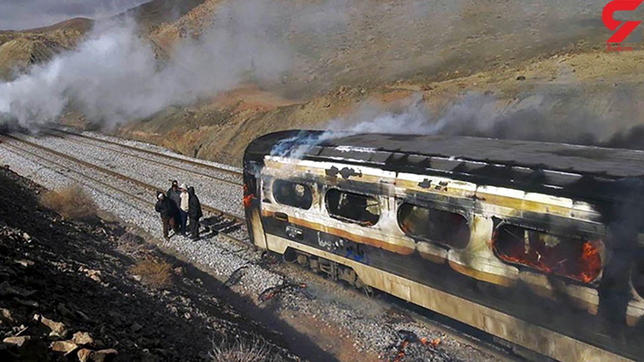 سردرگمی در مرگبارترین انفجار قطار تبریز- مشهد
