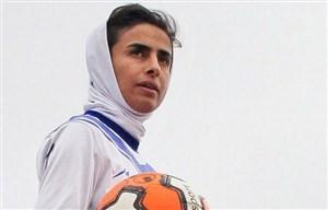 ماجرای علاقه به کاپیتان تیم ملی فوتبال بانوان ایران