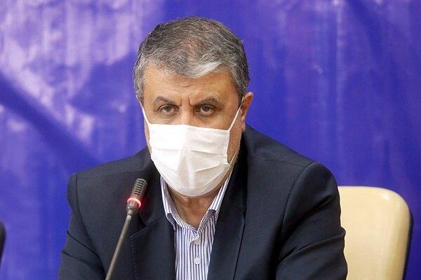 راهآهن خواف ـ هرات تا پایان ماه جاری افتتاح میشود