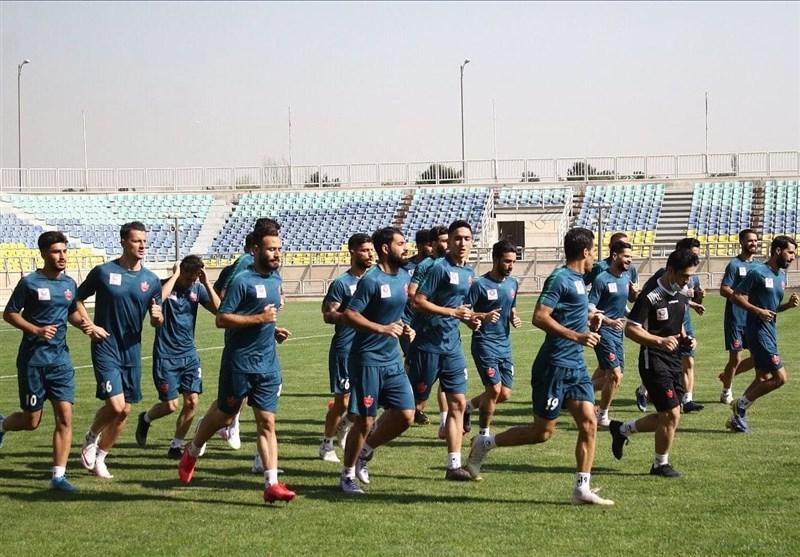 تذکرهای گلمحمدی در آخرین تمرین پرسپولیس پیش از سفر به اهواز