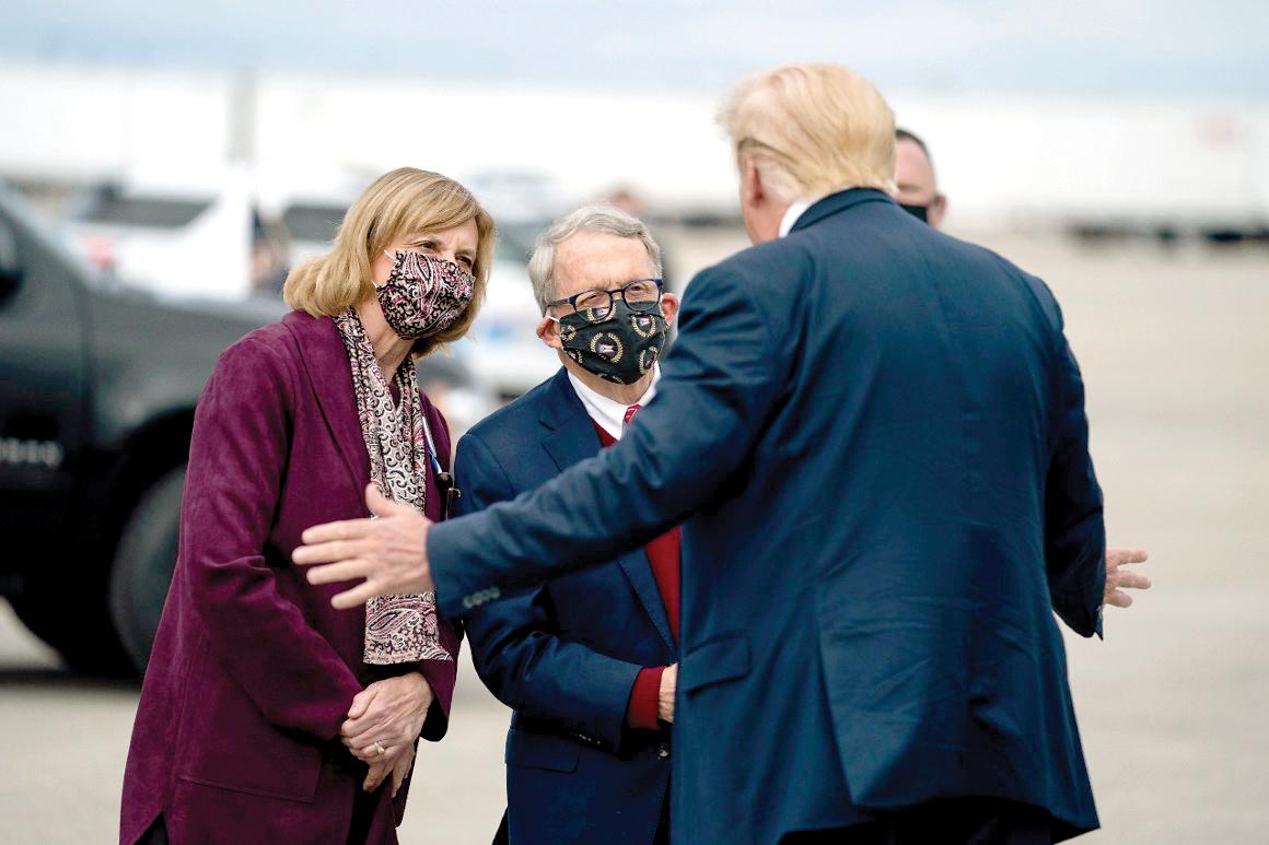 جمهوریخواهان در لیست انتقام ترامپ