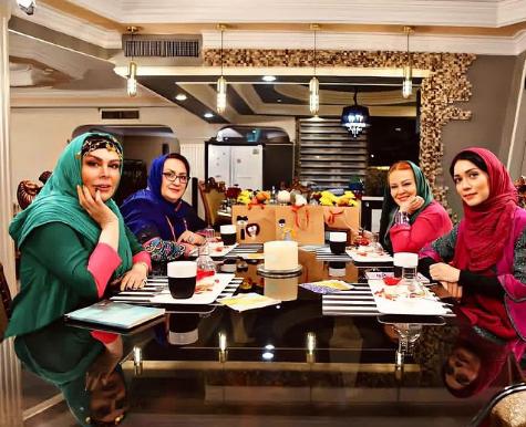 فلور نظری: در «شام ایرانی» بریز و بپاش نداریم