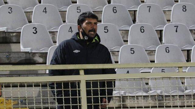 مجتبی حسنی: پرسپولیس بهترین تیم ایران است