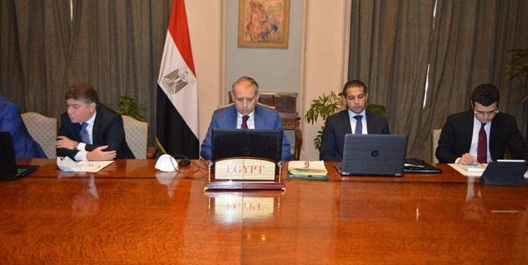 نشست 4 کشور عربی با موضوع سوریه