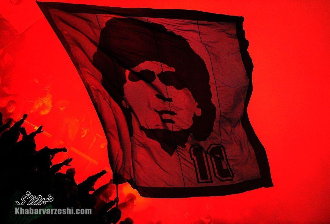 هفت روز عزای فوتبالی در آرژانتین برای دیگو مارادونا